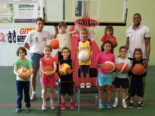 les activites basket